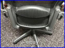 Herman Miller Aeron Office Chair Size C Large Fully Adjustable