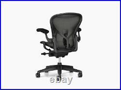 Herman Miller Aeron Office Chair Size edium Graphite