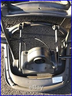 Herman Miller Aeron Office Chair, TILT FORWARD Size B Parts Chair Repair Parts