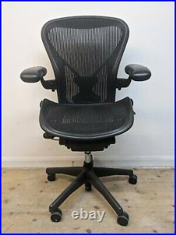 Herman Miller Aeron Office Chair with Posturefit. Fully Loaded Free Delivery