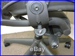 Herman Miller Aeron Office Swivel Chair Mesh Ergonomic Designer Used MANCHESTER