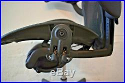 Herman Miller Aeron PostureFit Size B Ergonomic Office Swivel Chair 9 in Stock