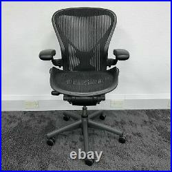 Herman Miller Aeron Posture Fit Full Spec Size B ACondition FREE DELIVERY