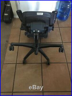 Herman Miller Aeron Posturefit Office Chair size B