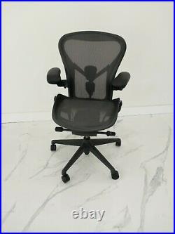 Herman Miller Aeron REMASTERED Size B (Brand New)
