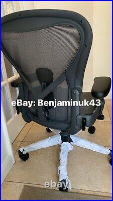 Herman Miller Aeron Remastered Chair Size B 2021 Brand New With Tags