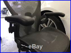 Herman Miller Aeron Remastered Size B with PostureFit SL