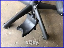 Herman Miller Aeron Rolling Chair Base Assembly Size B
