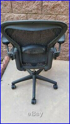Herman Miller Aeron Size A Office Chair