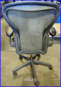Herman Miller Aeron Size B (Medium) Executive Office Chair Fully Loaded