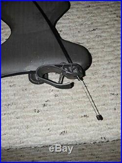 Herman Miller Aeron Size B Posture fit Back Support