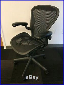Herman Miller Aeron Size B- Rolling Chairs