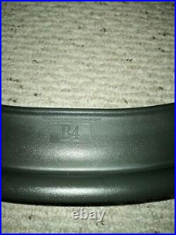 Herman Miller Aeron Size B SEAT FRAME, graphite in Color, NO CRACKS