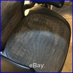 Herman Miller Aeron Size B office chair Upgraded Mesh