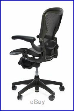 Herman Miller Aeron Size C High Quality Executive Mesh Ergonomic Orthopedic