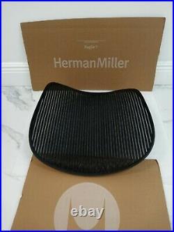 Herman Miller Aeron Size C Seat Mesh No Holes