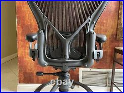 Herman Miller Aeron Stool Size-B Fully Loaded-Posturefit