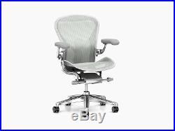 Herman Miller Aeron chair Remastered Brand New Fully adjustable Full Warranty C