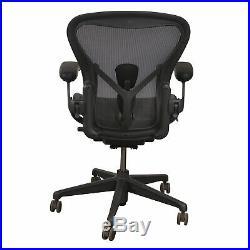 Herman Miller Aeron chair Remastered New Fully adjustable posturefit B Size