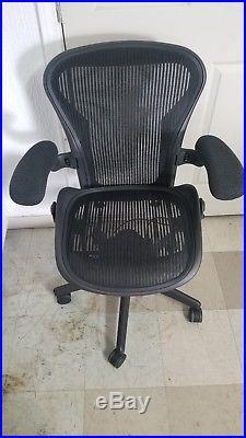 Herman Miller Aeron Chair Size A Herman Miller Aeron