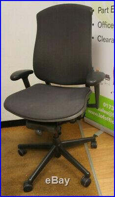 Herman Miller Celle Aeron Ergonomic Executive Office Chair