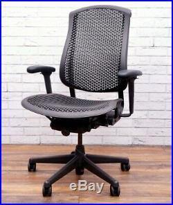 Herman Miller Celle Swivel Desk Breathable Adjustable Chair Aeron Mirra