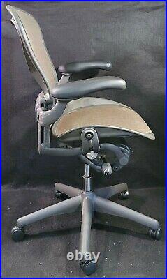 Herman Miller Classic Aeron Chair Adjustable C size WithLumbar Support 4 Pick-Up