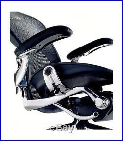 Herman Miller Classic Aeron Chair PostureFit Support Kit Graphite Size C
