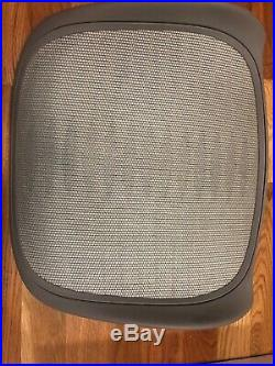 Herman Miller Classic Aeron Chair Seat Frame C Size Large New