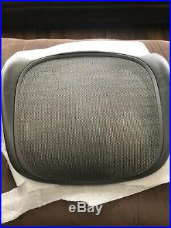 Herman Miller Classic Aeron Chair Seat Frame Pan B Size Replacement Used