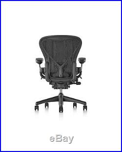 Herman Miller Classic Aeron Chair Size B PostureFit