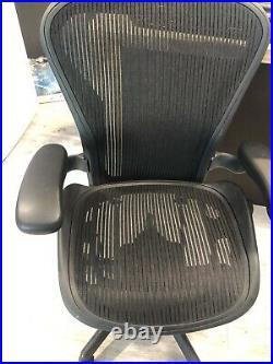Herman Miller Classic Aeron Office Chair Basic Model B Medium Size