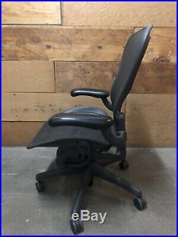 Herman Miller Classic Aeron Office Chair Basic Model C Large Size