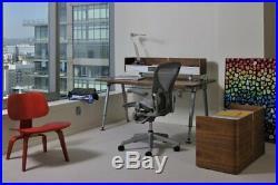 Herman Miller Classic Aeron Office Chair PostureFit Size B (Medium) Graphite