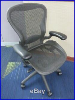 Herman Miller Classic Aeron Task Chair, Lumbar, Size B