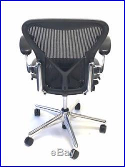 Herman Miller Classic Executive Size B Posturefit Aeron