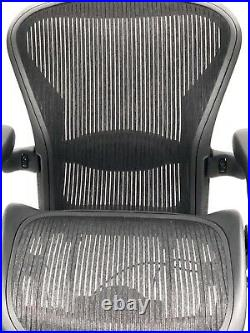 Herman Miller Classic Fully-Loaded Size B Lumbar Support Aeron Chair
