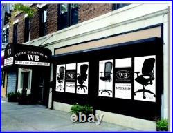 Herman Miller Classic Fully-Loaded Size B Posturefit Aeron Chair