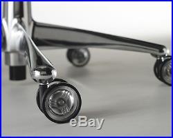 Herman Miller Embody Wheels H9 Clear Translucent Hard Floor Caster Aeron Setu
