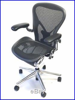 Herman Miller Executive Size B Posturefit Aeron