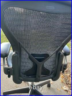 Herman Miller Fully Loaded Posture fit Size B Aeron Chairs used