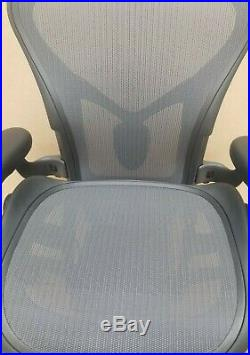 Herman Miller Fully-Loaded Size AI (small) PostureFit Aeron chair