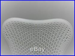 Herman Miller Mirra 2 chair ergonomic NEW OPEN BOX Fog with ALPINE White aeron