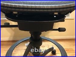 Herman Miller Mirra Task Chair Basic Arms (Aeron) Foot Platform