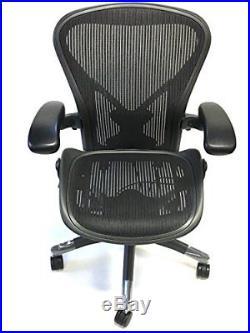 Herman Miller Posturefit Size B Aeron Chair