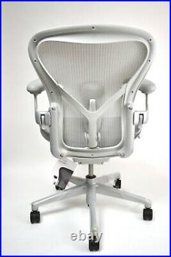 Herman Miller Remastered Aeron Mineral Size A, B, and C PRICES DIFFER FOR SIZES