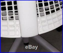 Herman Miller Sayl White Office Chair Ergonomic aeron USA EX+++