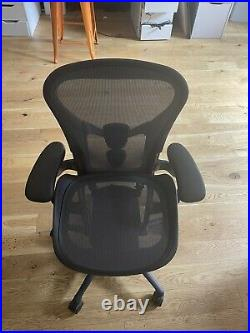 Herman miller aeron remastered fully loaded Size A