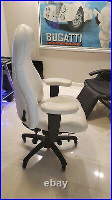 Lifeform 2390 Highback executive leather chair al LF gaming Herman Miller aeron