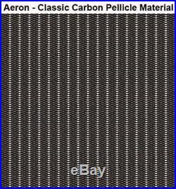 NEW Aeron Highly Adjustable Graphite Carbon Herman Miller PostureFit Fit Size B